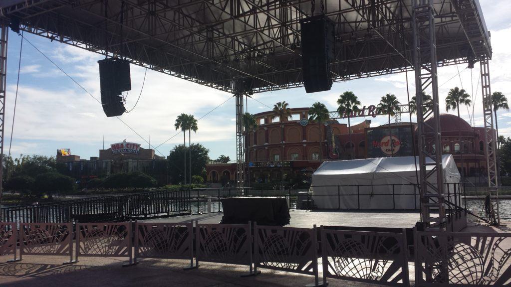 Main (Lagoon) Stage
